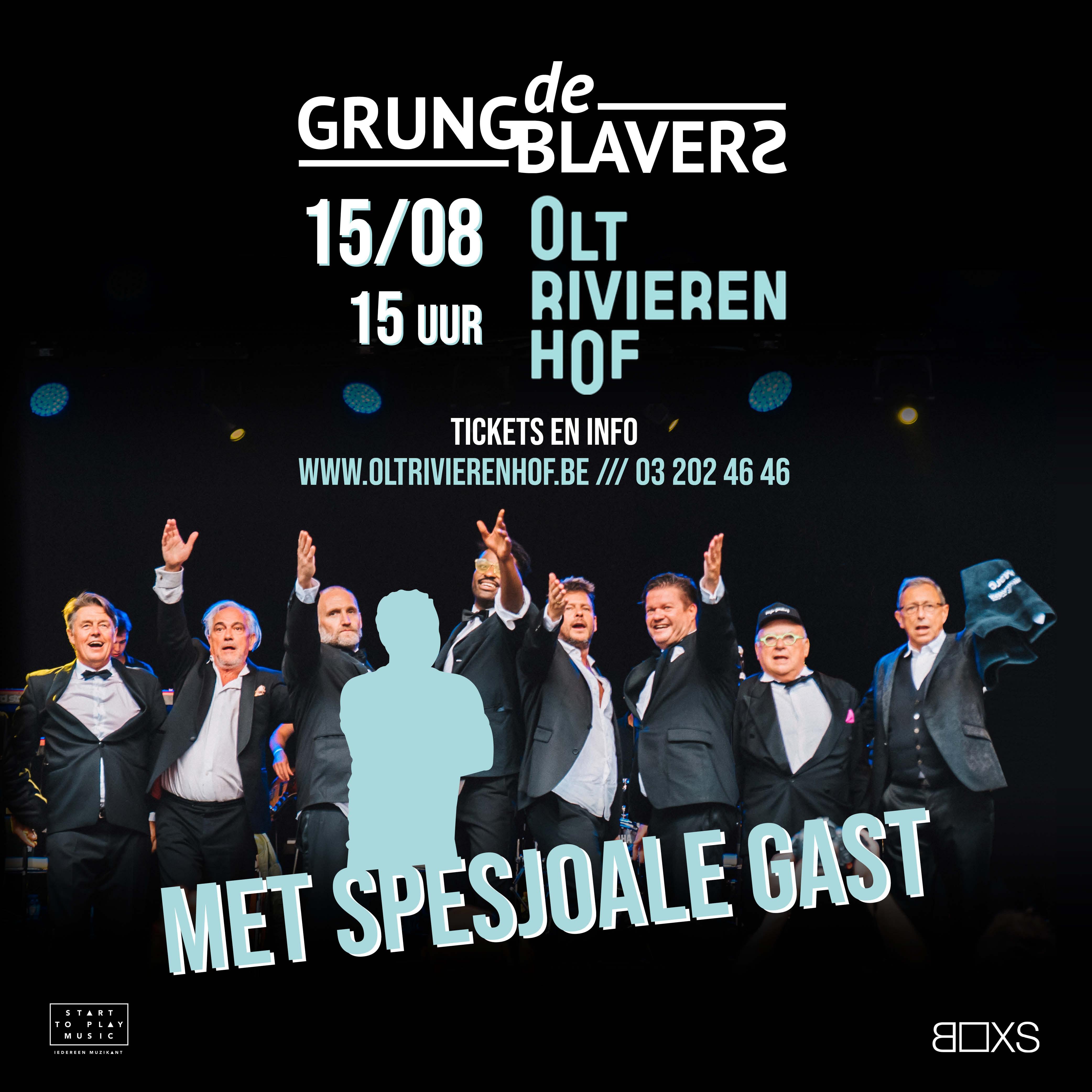 De Grungblavers, Special Guest, OLT